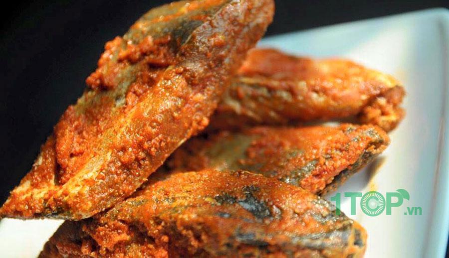 Hình ảnh: Cá thính muối chua theo phương pháp cũ
