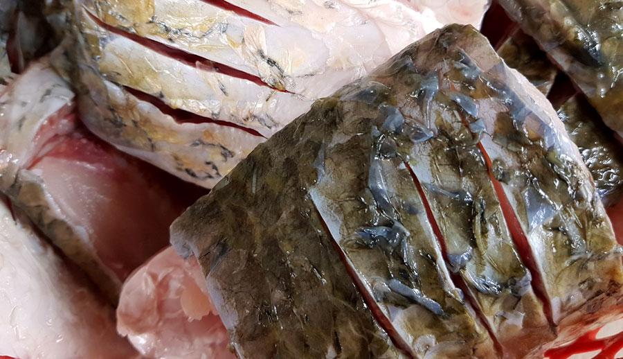 Nên sử dụng Cá Thính vì cá sạch tự nhiên, tươi ngon